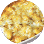 gnocchis fromage